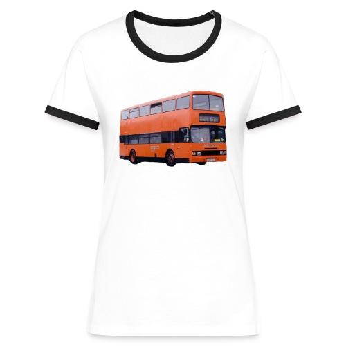 Strathclyde Bus - Women's Ringer T-Shirt