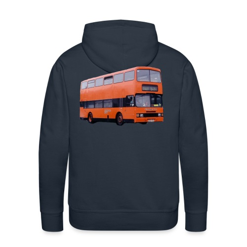 Strathclyde Bus - Men's Premium Hoodie