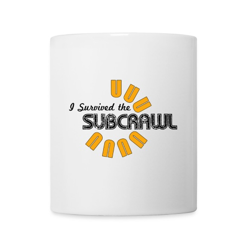 I Survived the Subcrawl - Mug