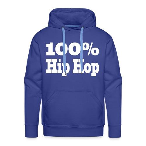 Du bist HIPHOP - Männer Premium Hoodie