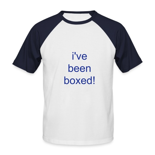 boxed - Men's Baseball T-Shirt