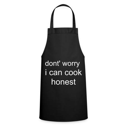 i can cook - Cooking Apron