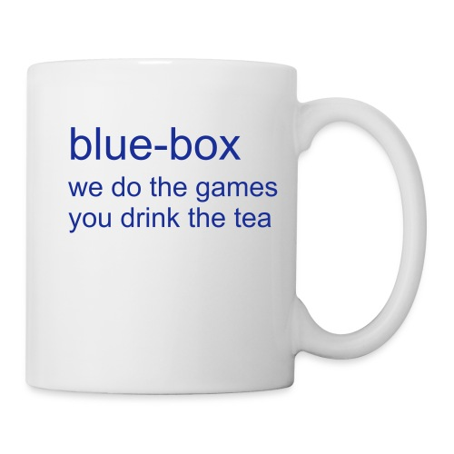 you drink the tea - Mug