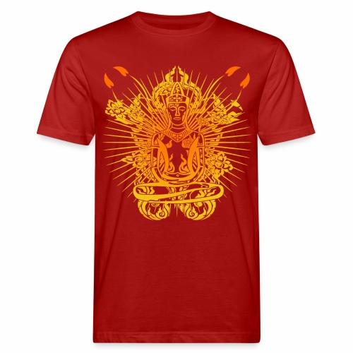 Buddha - Männer Bio-T-Shirt