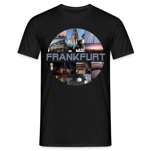 CITY-COLLECTION FRANKFURT T-SHIRT (Men) - Männer T-Shirt