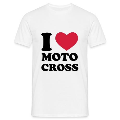 camiseta Motocross - Camiseta hombre