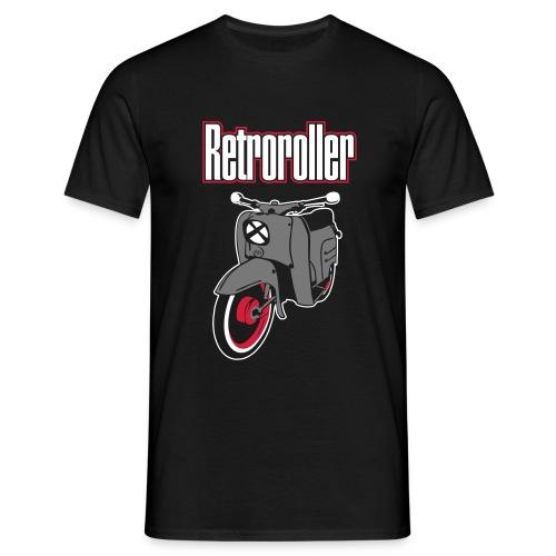 Camiseta Motoretro - Camiseta hombre
