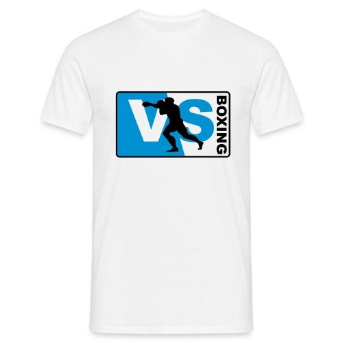 Herren T-Shirt (weiß) - Männer T-Shirt