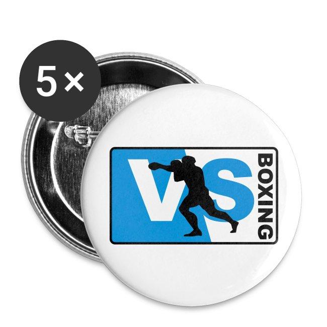 Buttons 25mm Durchmesser (5er Pack)