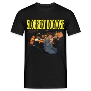 SLOBBERY DOGNOSE  Männer T-Shirt klassisch - Männer T-Shirt