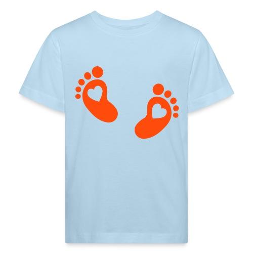 Luv-Feets T-shirt - Kinder Bio-T-Shirt
