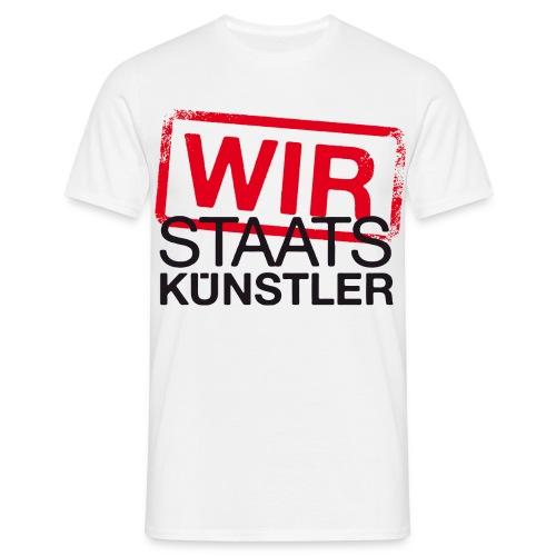 wsk Männer T-Shirt - Männer T-Shirt