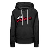 Hoodies & Sweatshirts ~ Women's Premium Hoodie ~ Women's Hoody (Twisted's Darkside) PICK COLOUR
