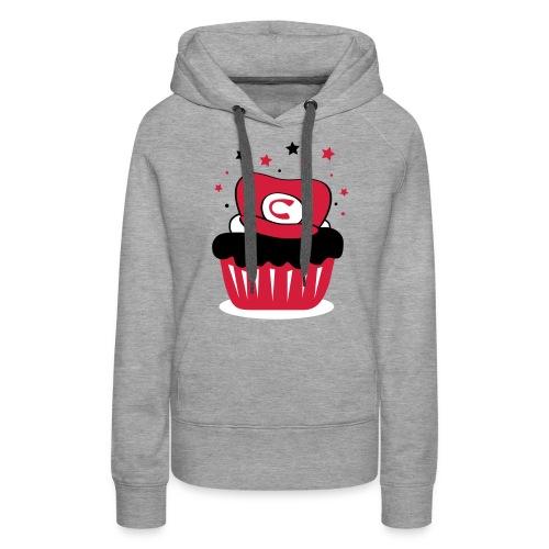 Supercupcake - Frauen Premium Hoodie