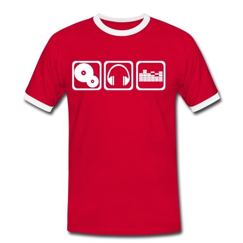DJ2 - T-shirt contrasté Homme