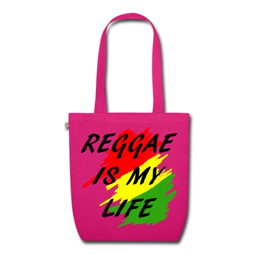 Sac reggae is my life - Sac en tissu biologique