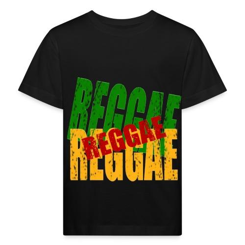 T shirt enfant reggae - T-shirt bio Enfant