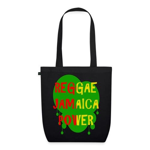 Sac reggae jamaica power - Sac en tissu biologique