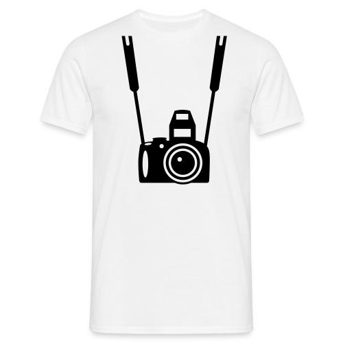 Photo junkie - Men's T-Shirt