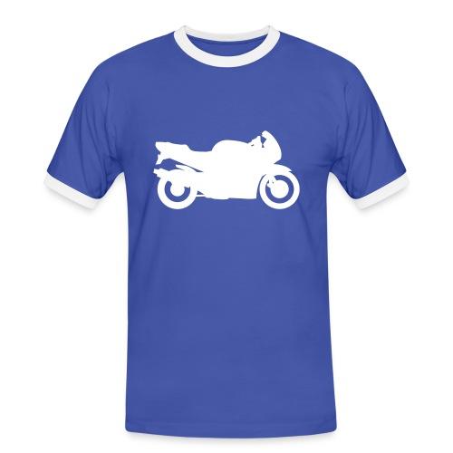 naam voor het product - Men's Ringer Shirt