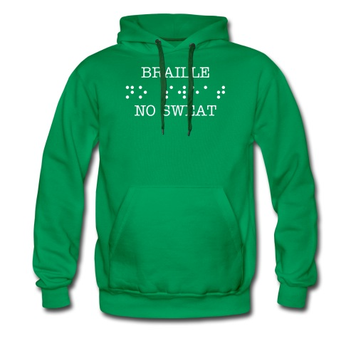NO SWEAT - Men's Premium Hoodie