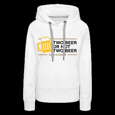 Two Beer Shakesbeer 1 (dd)++ Hoodies & Sweatshirts