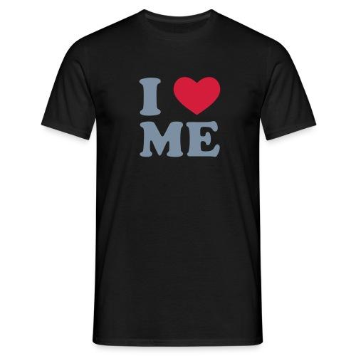 I LUV ME - Mannen T-shirt