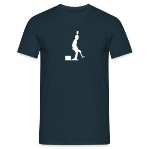 Pro Kicker (regular) - Männer T-Shirt