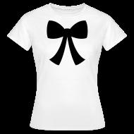 T-shirts ~ Vrouwen T-shirt ~ Strik