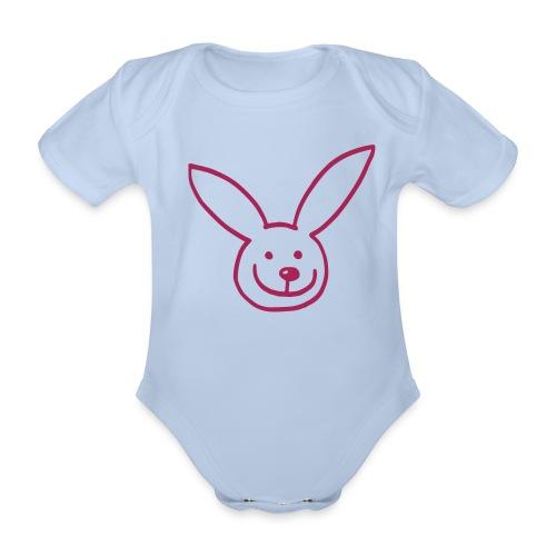 Hasi - Baby Body - Baby Bio-Kurzarm-Body
