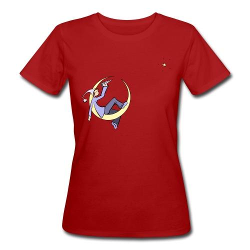 Rêve de lune - T-shirt bio Femme