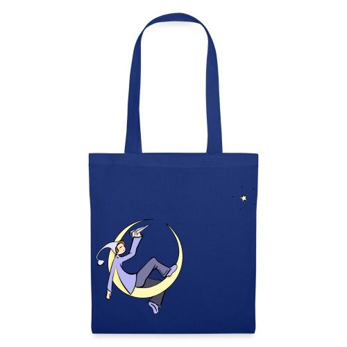 Rêve de lune - Tote Bag