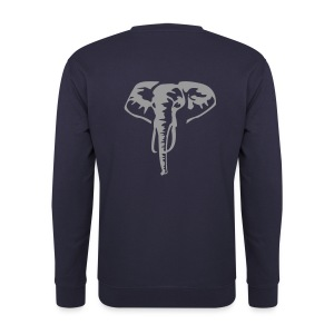 Elephant sweatshirt - Men's Sweatshirt