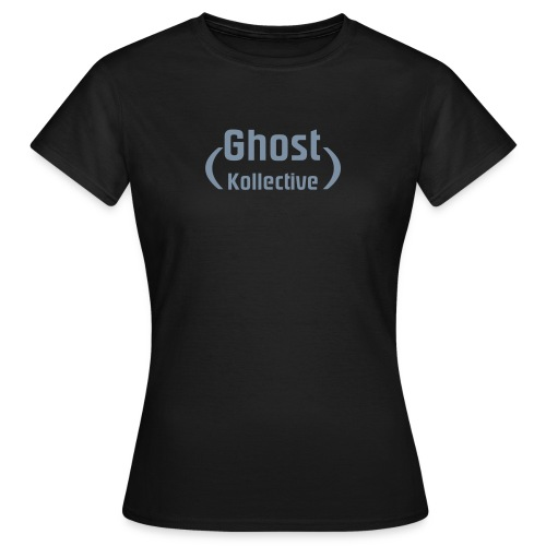 Simple womens t' with silver flex logo - Women's T-Shirt