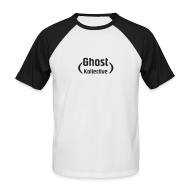 T-Shirts ~ Men's Baseball T-Shirt ~ Black glitter flex baseball with glitter logo