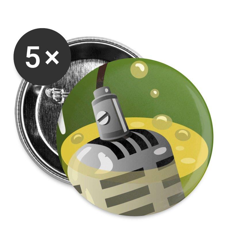 logobadgeplein - Badge grand 56 mm