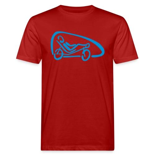 Velomobil Shirt - Männer Bio-T-Shirt