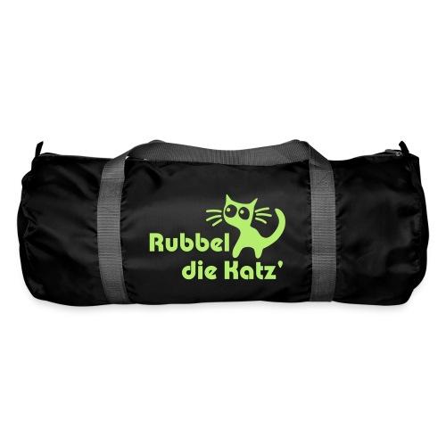 Rubbel die Katz' - Sporttasche