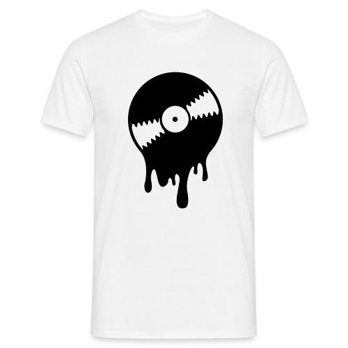 T-Shirt Vinyl - Männer T-Shirt