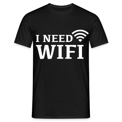 Wifi Boys - Men's T-Shirt