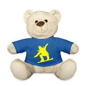 Snowboardfan-Bär - Teddy