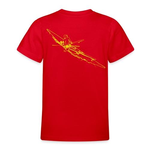 T-shirt Ado - dessin du kayak répertorié par Howard Chapelle