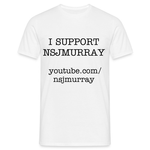Support Me! - Men's T-Shirt