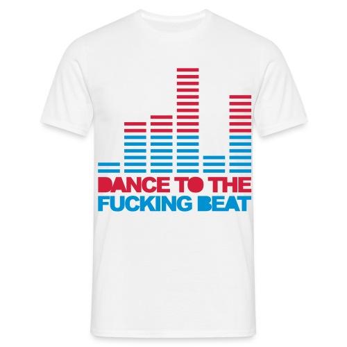 T-Shirt Dance - Männer T-Shirt
