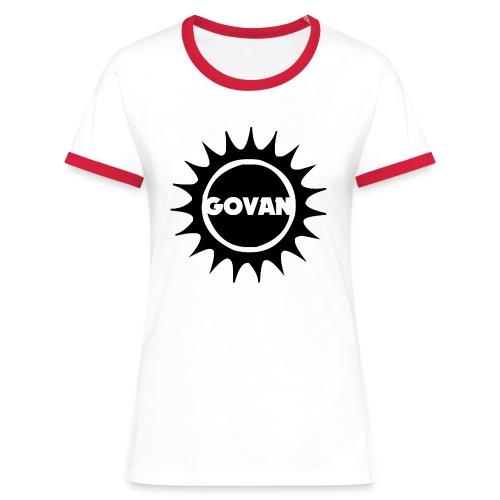 Sunny Govan - Women's Ringer T-Shirt