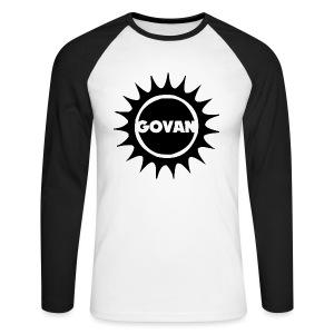 Sunny Govan - Men's Long Sleeve Baseball T-Shirt