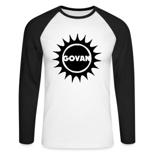 Sunny Govan - Men's Long Sleeve Baseball T-Shirt