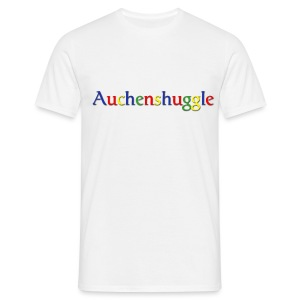 Aucheshuggle - Men's T-Shirt