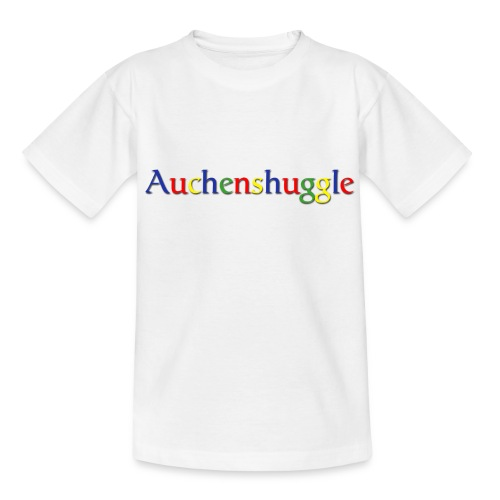 Aucheshuggle - Teenage T-Shirt