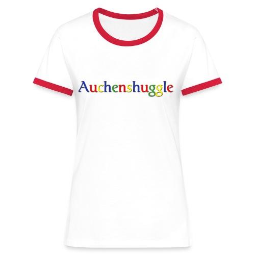 Aucheshuggle - Women's Ringer T-Shirt